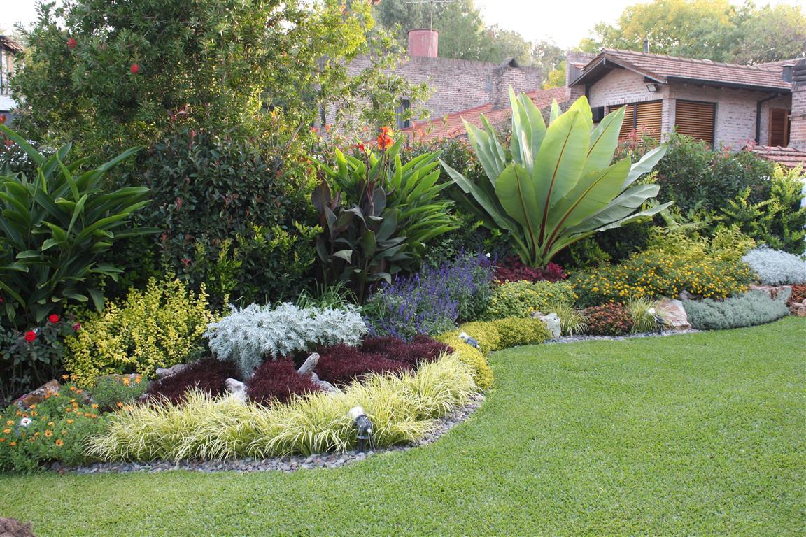 Jardines exclusivos for Canteros de jardin